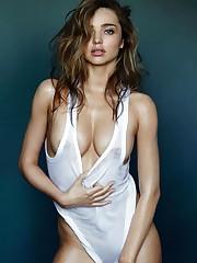 Nude model Miranda Kerr images MenLike