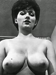 Retro big-boobed girls Daily retro Baby..