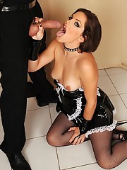 Porno Pic From Bobbi Starr - Maid to..