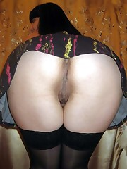 Homemade pics from horny mature gals..