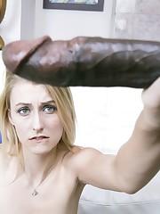Damsel pornstar Alexa Grace gigantic..
