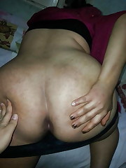New Egyptian Whore Big ASS Anal HIjab -..