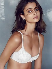 Taylor Marie Hill poses for..