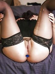 anal masturbation fake penis plug -..