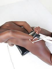 abused dark-hued girls Bondage Porno Jpg