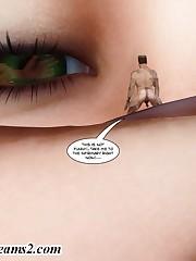 Giantess Erodreams: Giantess Erodreams2..