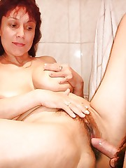 Russian  Amalia with son in the..
