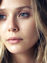 2560x1440 Elizabeth Olsen Closeup 1440P..