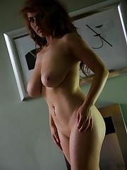 FoxHQ - Robyn Alexandra Shadows Nude