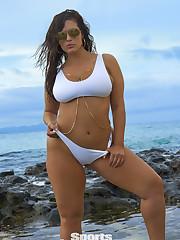 Ashley Graham - - Damsel Fashion Models..