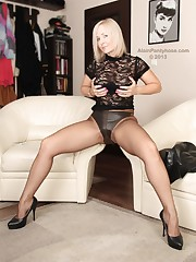 AlaInPantyhose rht nylon Models in 2019..