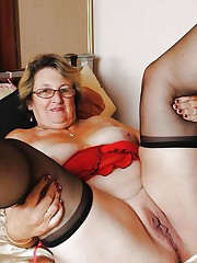 mature and granny heat, Hot Granny Pussy