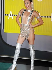 Miley Cyrus 2015 MTV Video Music Awards..