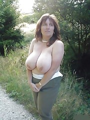 Huge titted marvelous middle aged nymphs
