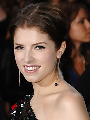 Film Actresses: Anna Kendrick pictures..