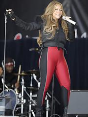 Upskirt Celebs More of Mariah..
