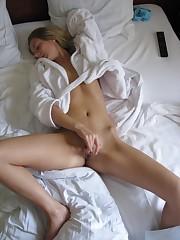 Mar blondie virgin amateur youngster