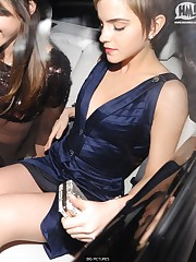 Emma Watson Wardrobe Malfunction Emma..