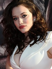 MariahCareyboobs Kat Dennings at the..