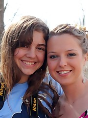 Killer teen girls, fledgling photos..