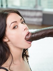 Ava Dalush - Young Brit Wife Loves Huge..