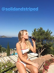 Amanda Aj Michalka Swimsuit - Hot..
