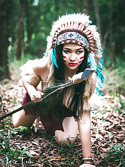 Hua Pham Linda - Vietnamese nude native..