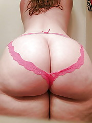 PHAT Obese Humungous BUBBLE BUTTS -..