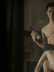 Doyeon Jeon naked topless and oral and..