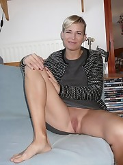 Hungarian Wife Naked In Public Camping..