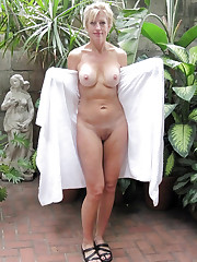 Backyard MILF Invitation Milf pictures..