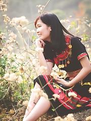 Vietnamese Sweetheart Gals by T-Kir..