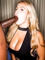 Raphael Siniora: BlackedRaw Kylie Page..