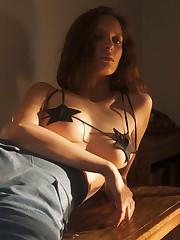 Alana Champ Udders - Celeb Intimate..