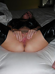 Super-hot And Horny Mature Blonde Wife..
