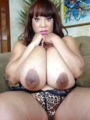 Good Plumper pornstar with gigantic..