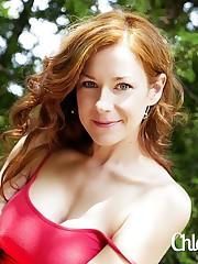 Camille Red Chloe Morgane - Redhead..