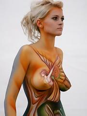 body paint artistico - Imágenes en..