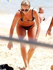 Renae Ayris Bikini Pictures in Sydney -..