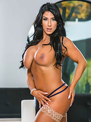 Big boobs Luna Lain nude at hotandmean
