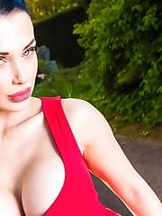Aletta Ocean, Brunettes, Breast, Sexy,..