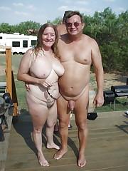 Naakte stelletjes (nude couples) - Pics..