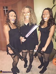 The Purge Gang Halloween Costume - Photo