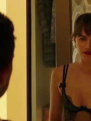 Dakota johnson romp fifty shades darker..