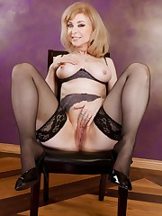Nina Hartley-Evil Cuckold Nina..