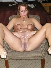 Appetizing and wet mature pussy,..