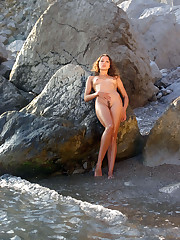 Crimean nudist beach and mind-blowing..