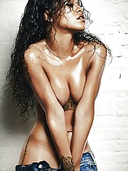 48 Hottest Rihanna Bathing suit..