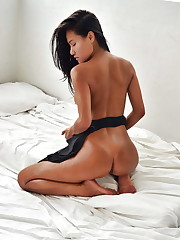 Anna Xiao nude - hottest asian model -..