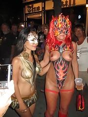 Fantasy Festival 2012, Key West,..